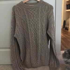 Other - VINTAGE OVERSIZED SWEATER